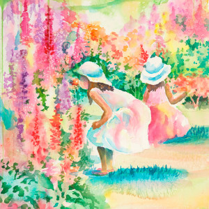 garden-fun-by-kathleen-berry-bergeron