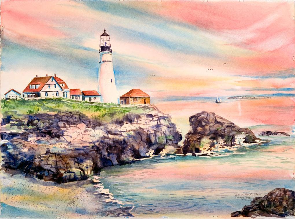 portland-head-lighthouse-by-kathleen-berry-bergeron