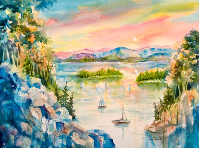Lake Champlain The Glory