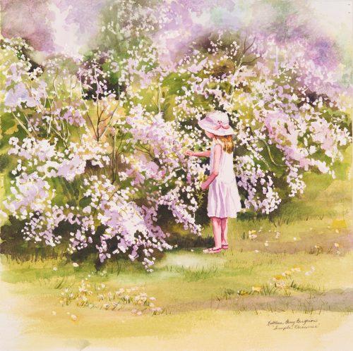 Simple Pleasures by Kathleen Berry Bergeron